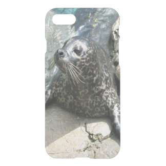 Harbor Seal iPhone 7 Clearly Deflector Case