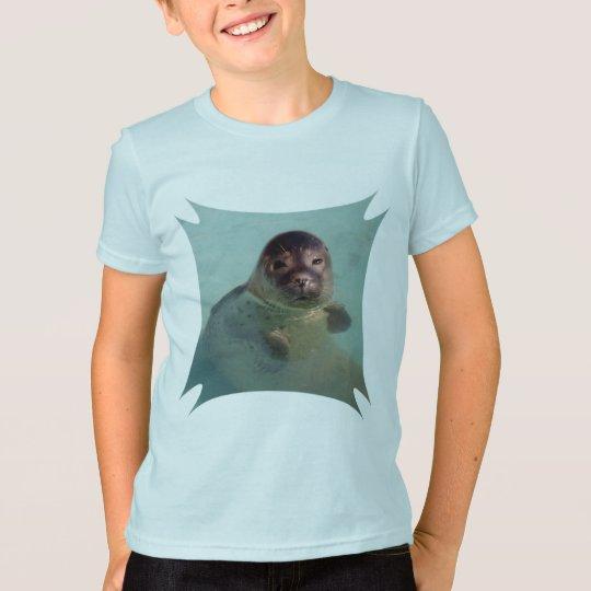 Harbor Seal Kid's T-Shirt