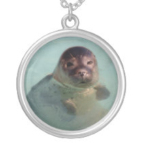 Harbor Seal Necklace