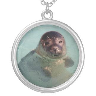 Harbor Seal Necklace