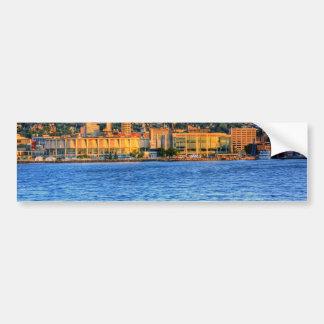 Harbor Shore Bumper Sticker