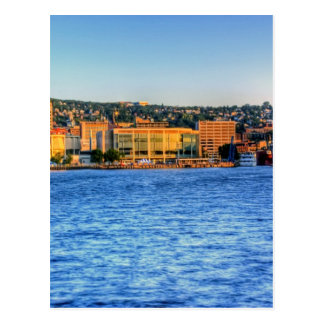 Harbor Shore Postcard