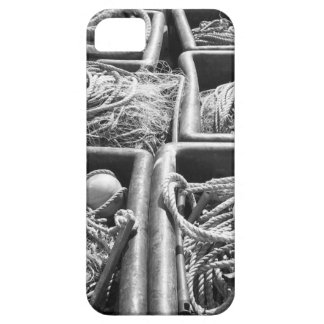 Harbor Side Boxes of Ropes. iPhone SE/5/5s Case