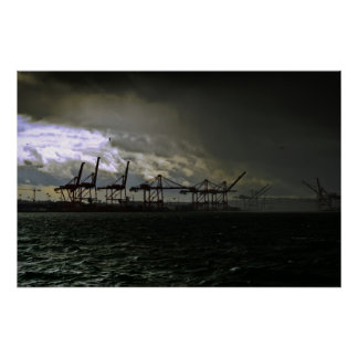 Harbor Storm Poster