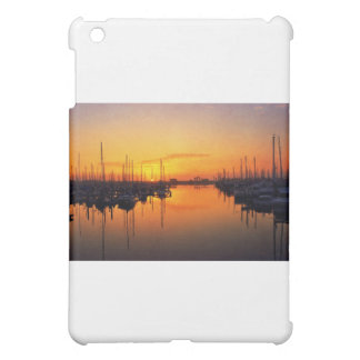 Harbor Sunset Case For The iPad Mini