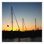 Harbor Sunset Photo Print