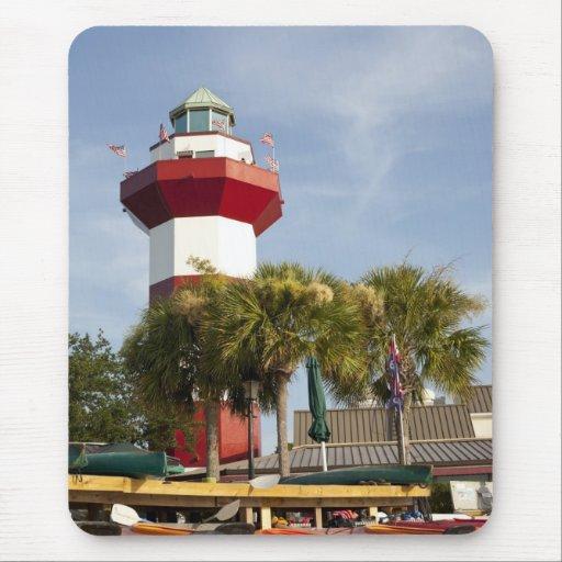 Harbor Town Hilton Head mouse pad