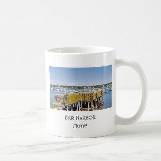 Harbor trapped coffee mug