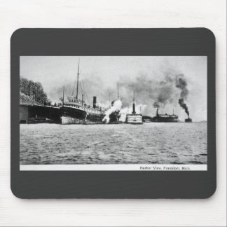 Harbor View, Frankfort, Michigan Mouse Pad