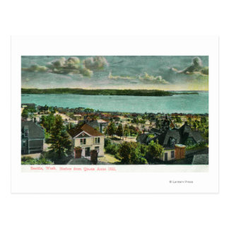 Harborview from Queen Anne Hill Postcard