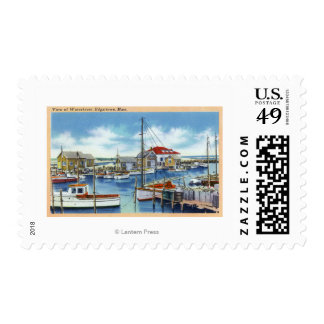 Harborview of the Waterfront Stamp