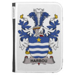 Harbou Family Crest Kindle Covers