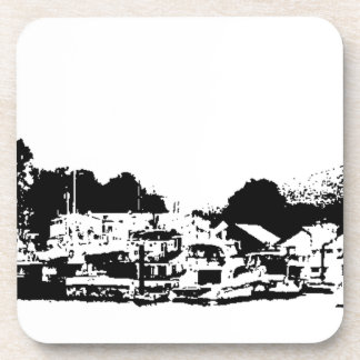 Harbour 1 beverage coaster