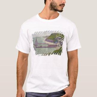 Harbour at Port-en-Bessin at High Tide, 1888 T-Shirt