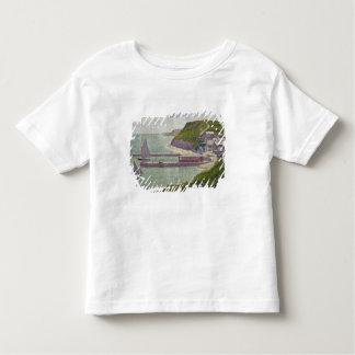 Harbour at Port-en-Bessin at High Tide, 1888 Toddler T-shirt