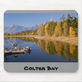 Harbour-Colter Bay Mouse Pad