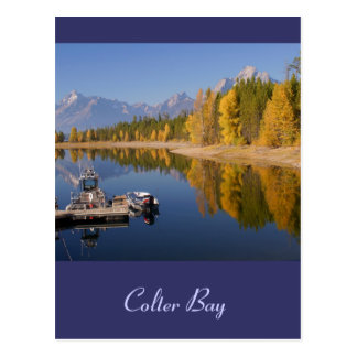 Harbour-Colter Bay Postcard