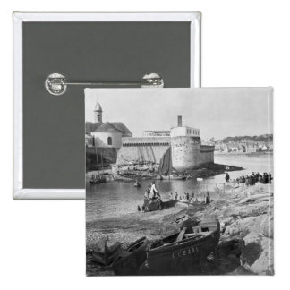 Harbour, Concarneau Pin