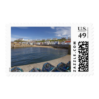 Harbour, Findochty, Moray, Scotland, United Postage