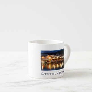 Harbour in the Azores Espresso Cup