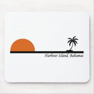 Harbour Island, Bahamas Mouse Pad