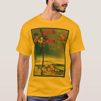 Harbour Island Coconuts T-Shirt