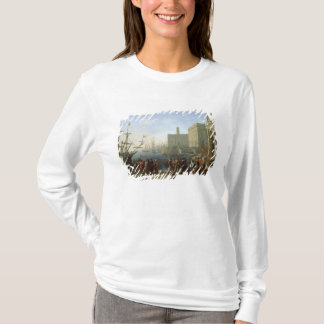 Harbour Scene T-Shirt