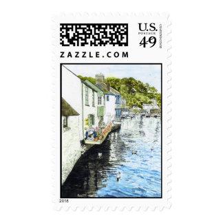 'Harbour Studio' Postage