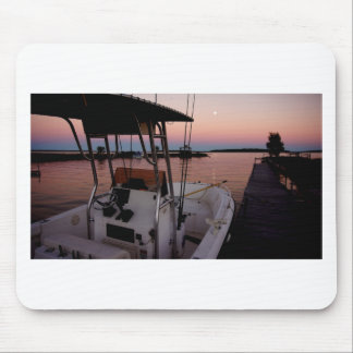 Harbour Sunset, St Joseph Island Mouse Pad