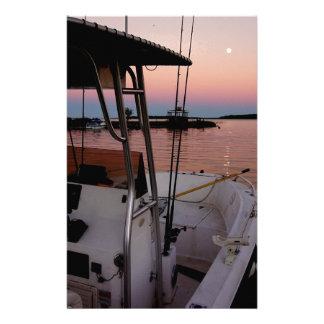 Harbour Sunset, St Joseph Island Stationery