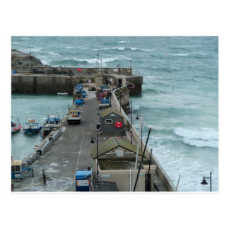 Harbour View Postcard