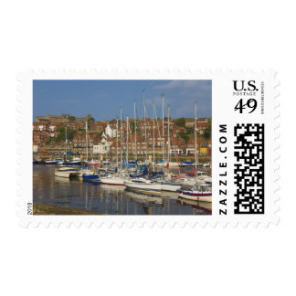 Harbour, Whitby, North Yorkshire, England Postage