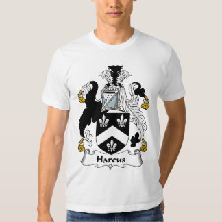 Harcus Family Crest T Shirt