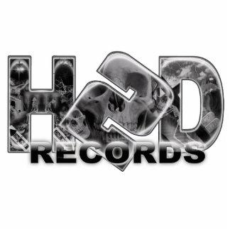 Hard 2 Die Records Keychain