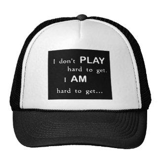 Hard 2 Get Trucker Hat