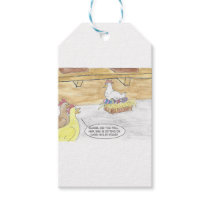 Hard Boiled Eggs Gift Tags