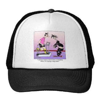 Hard Case To Unwind From Trucker Hat