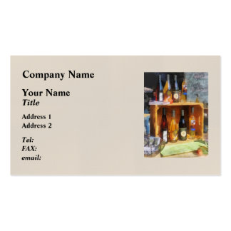 Hard Cider Business Card Template