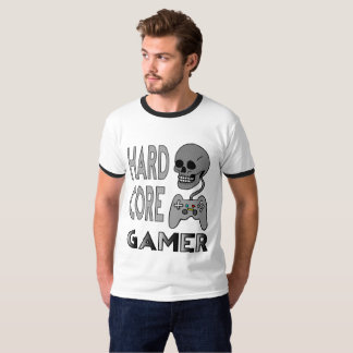 Hard Core Gamer Shirt