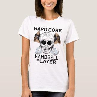 Hard Core Handbell Player T-Shirt