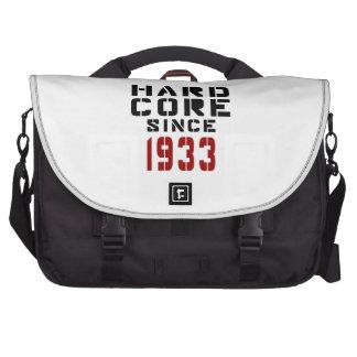 Hard Core Since 1933 Laptop Computer Bag
