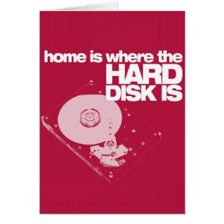 Hard Disk! Card