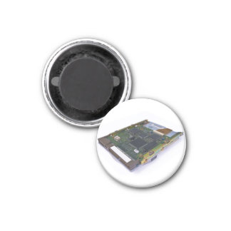 hard disk drive 1 inch round magnet