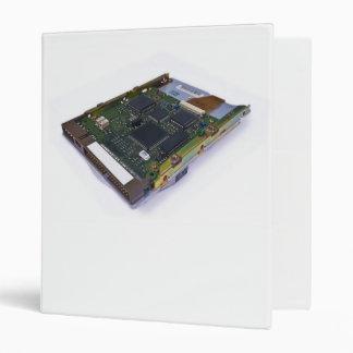 hard disk drive 3 ring binder