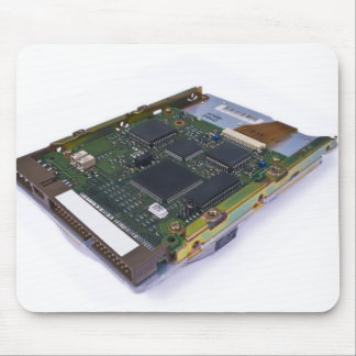 hard disk drive mouse pad