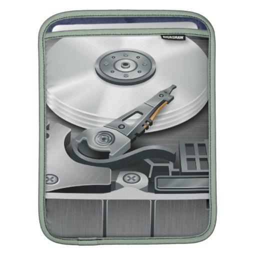 Hard Disk iPad Sleeve