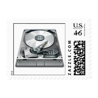 Hard Disk Postage