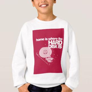 Hard Disk! Sweatshirt