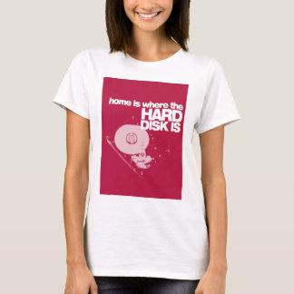 Hard Disk! T-Shirt
