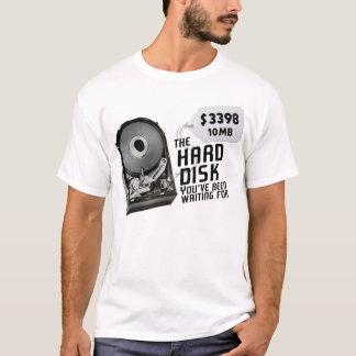 Hard Disk Vintage T-Shirt
